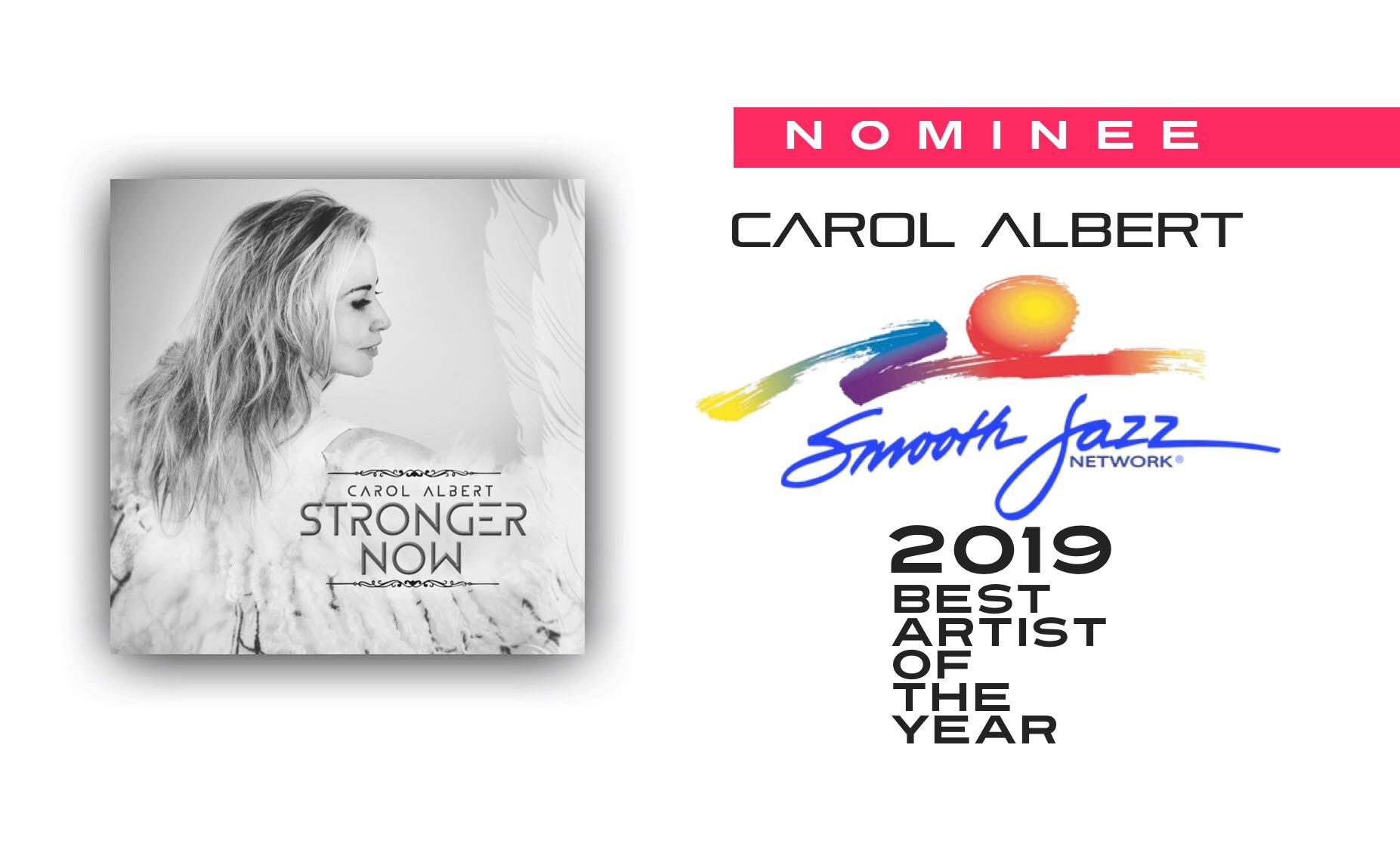 Nominee Best Artist 2019