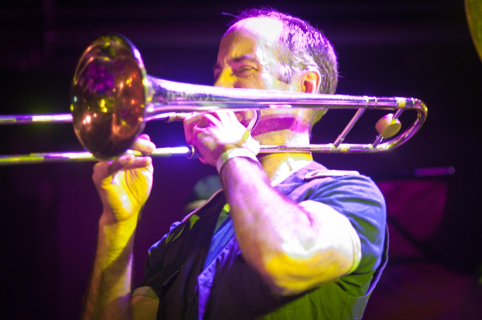 Alan Ferber with Asphalt Orchestra