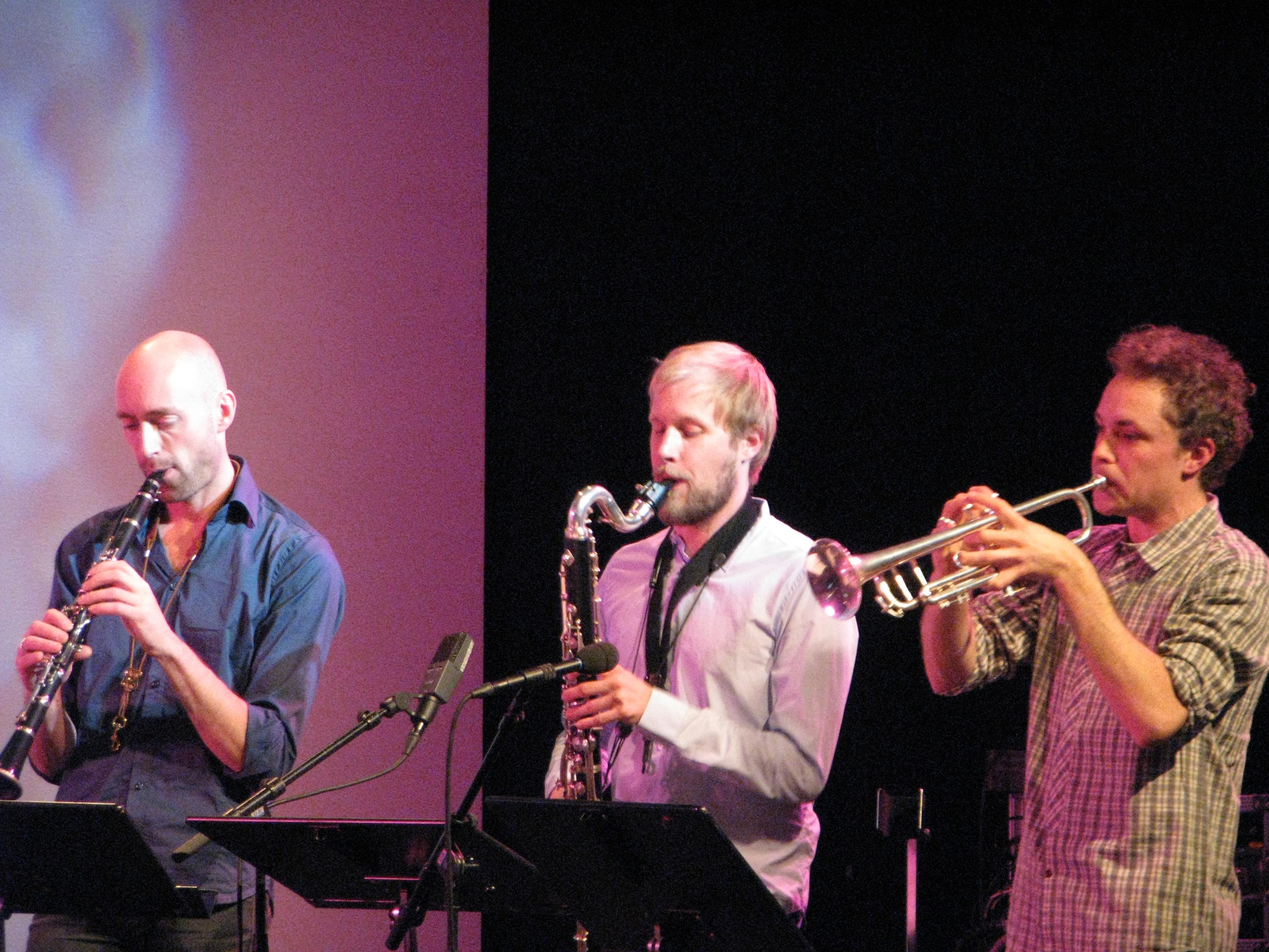 Trondheim jazz orchestra - umeå jf 2013