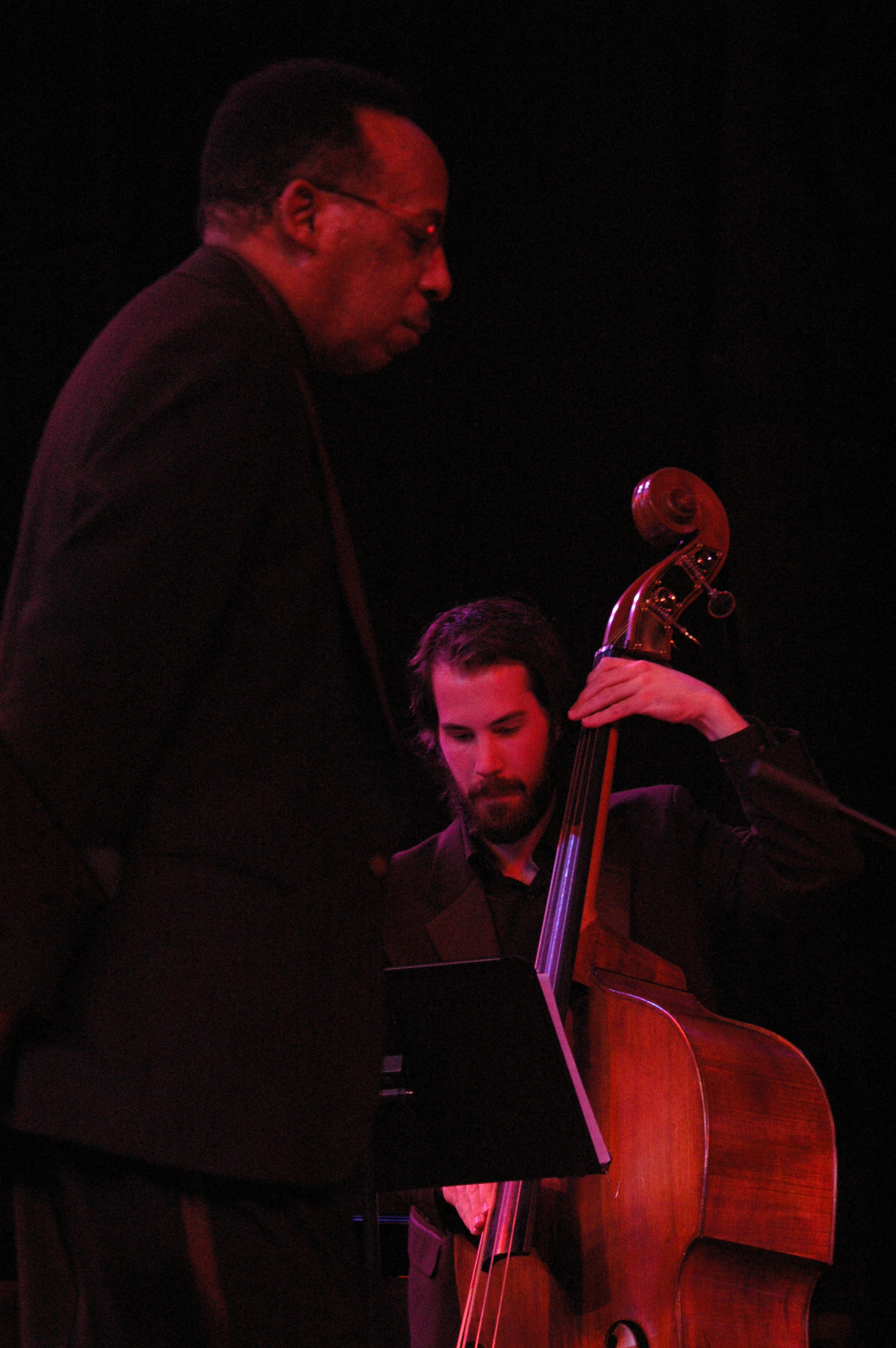 """A Woman's Voice"" Jazz Concert, Princeton University"