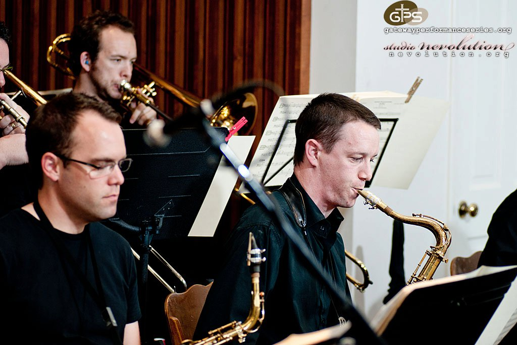 Gateeway Jazz Orchestra Concert - May 2, 2011 / Los Angeles