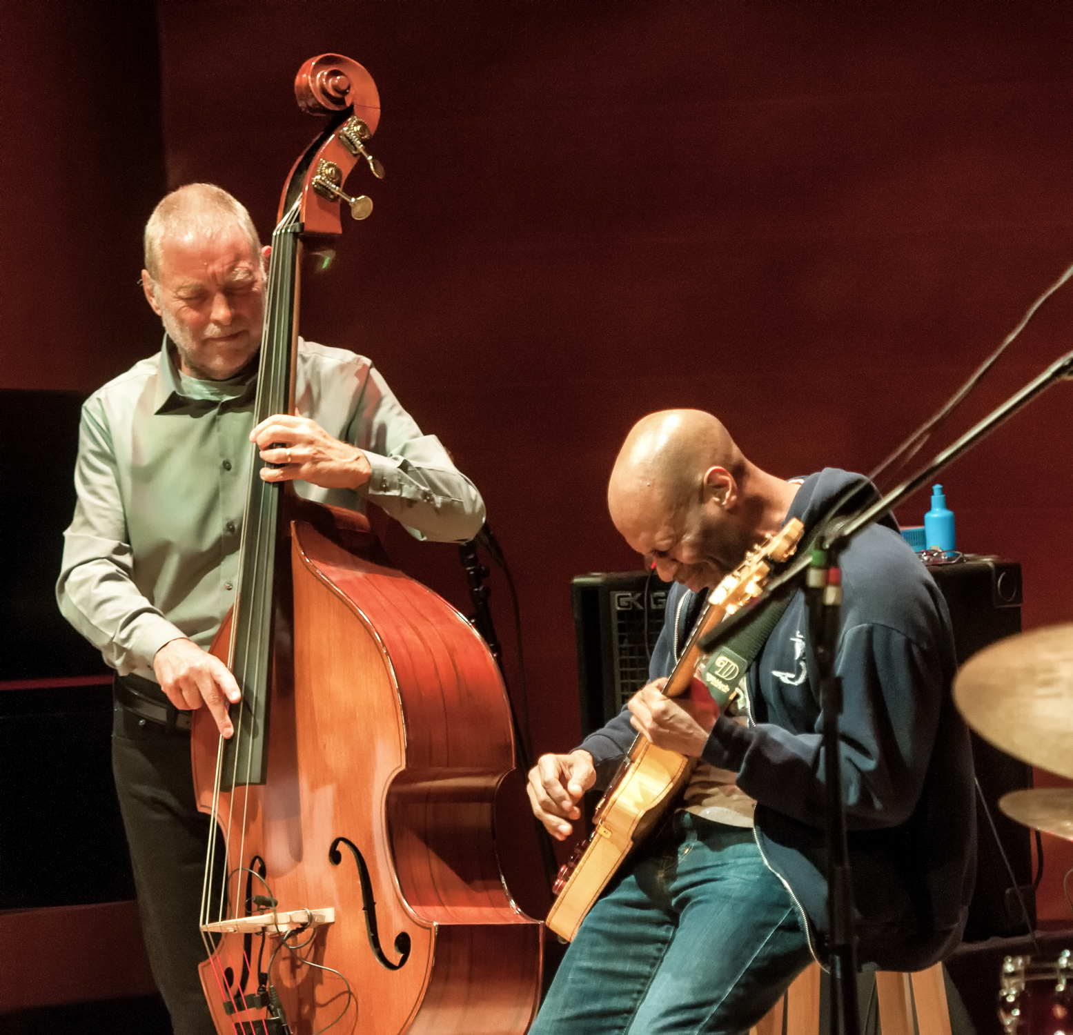 Dave Holland And Kevin Eubanks With Prism At The Musical Instruments Museum (mim) In Phoenix
