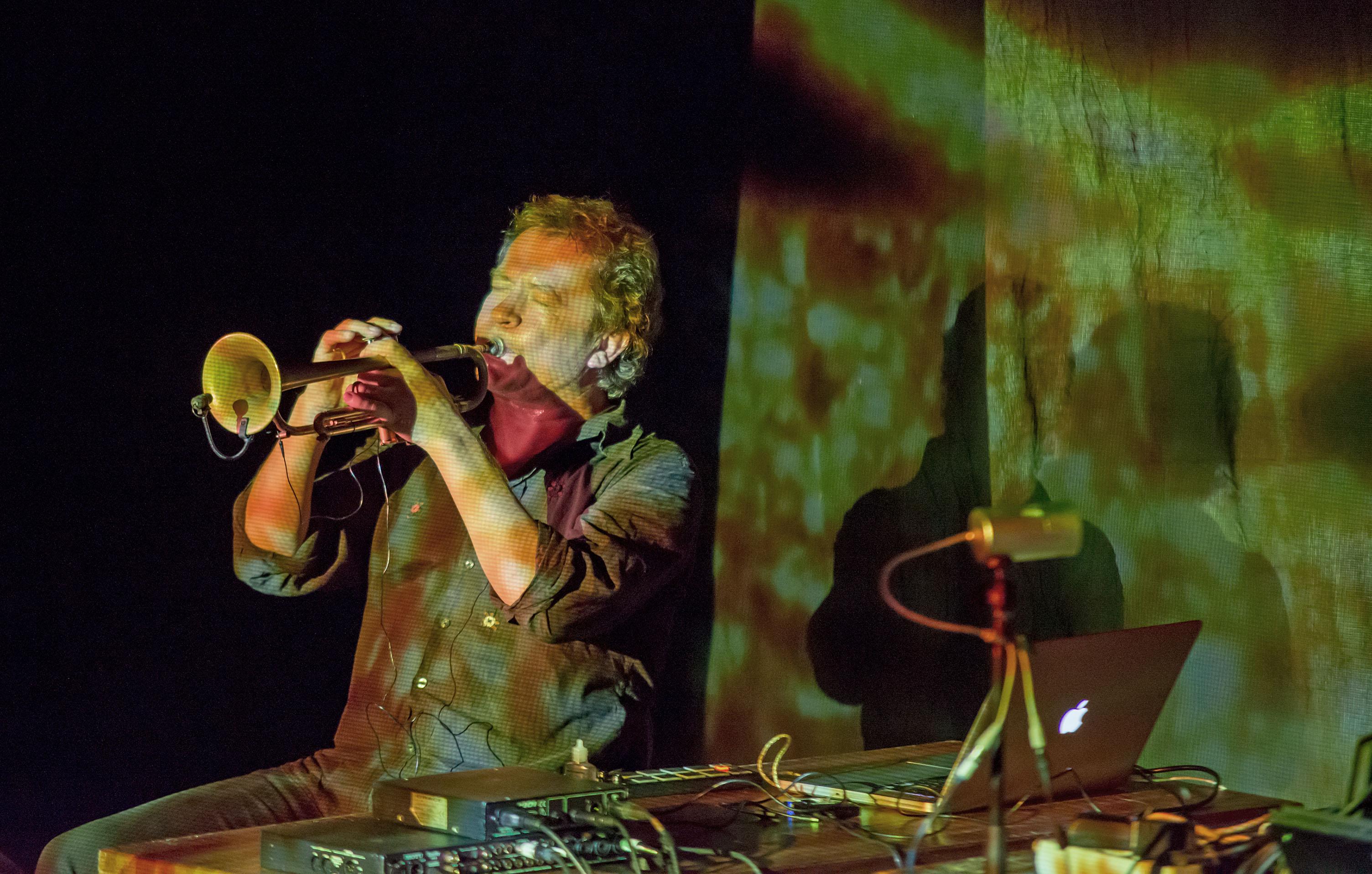 Nils petter molvaer & moritz von oswald @ punkt 2013