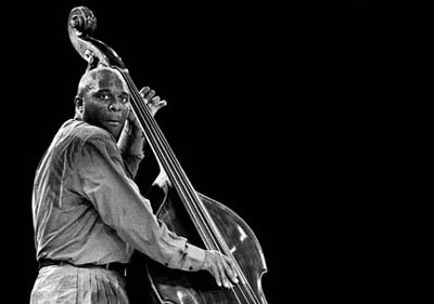 Charnett Moffett - Charnett Playing in the McCoy Tyner Band During the Malta Jazz Festival - 2002. MC Coy Was Playing the Music