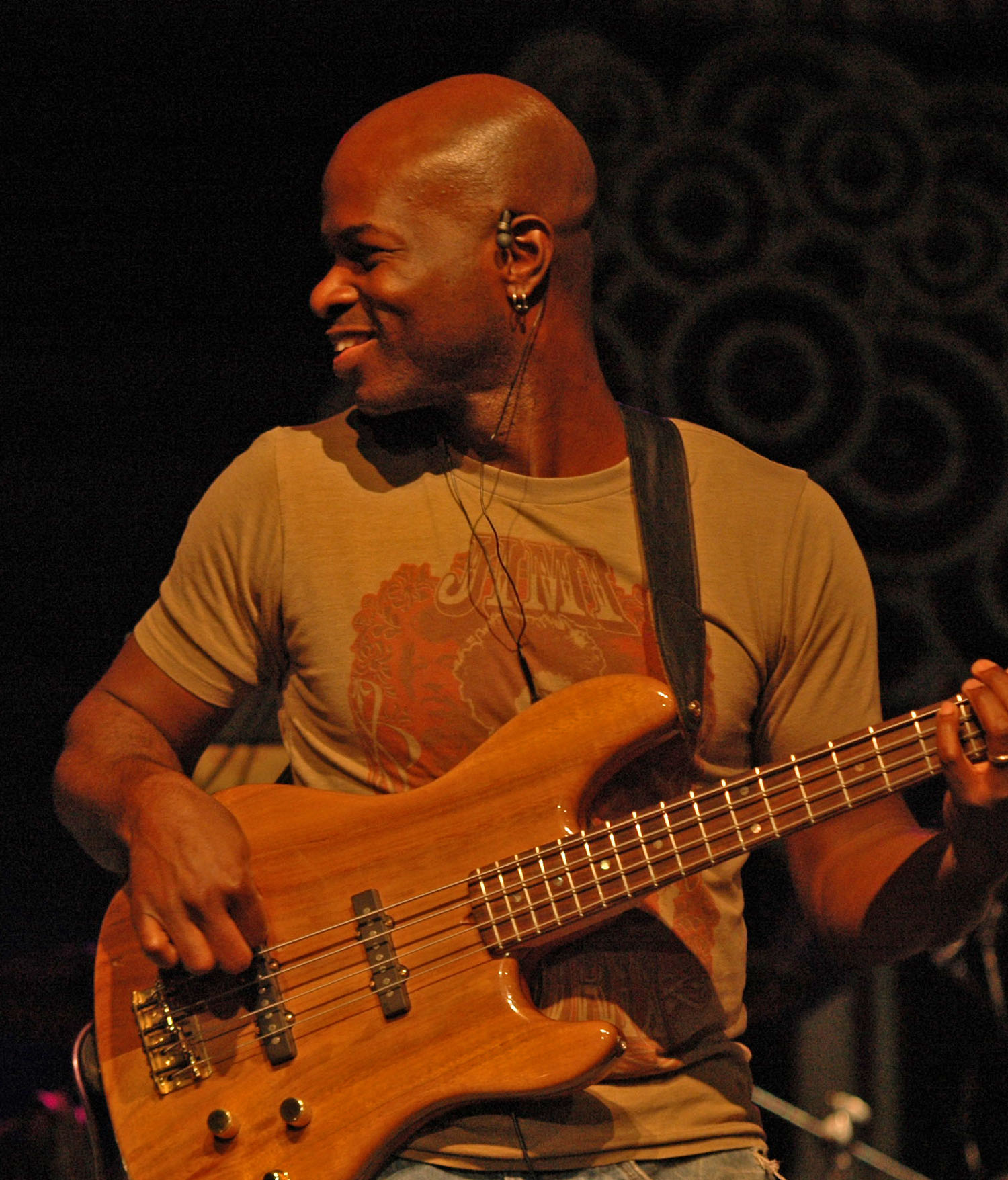 Richie Goods, Performing with Lenny White's Anomaly at the 2010 New Universe Music Festival