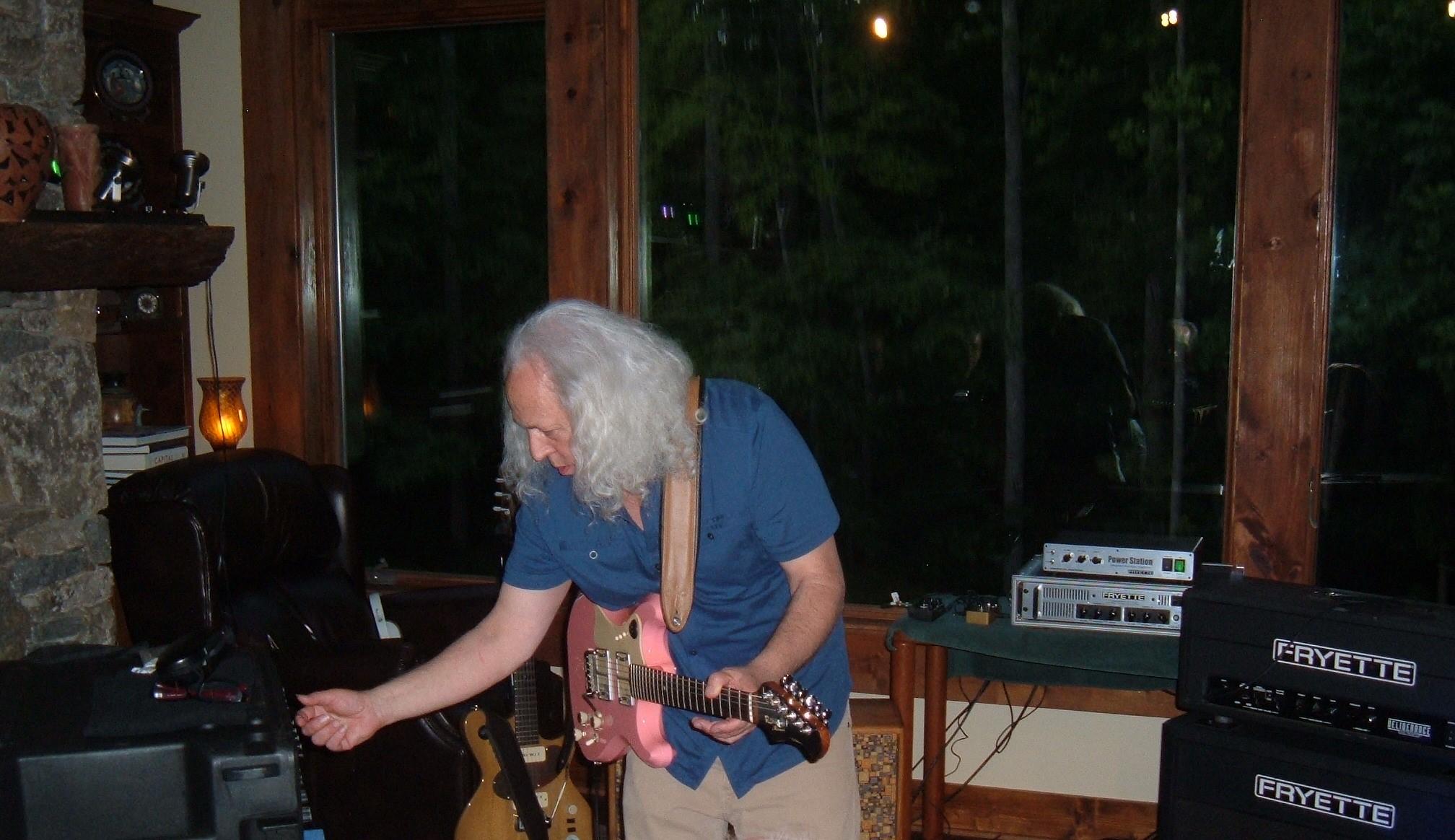 David Torn at Streamside Concerts