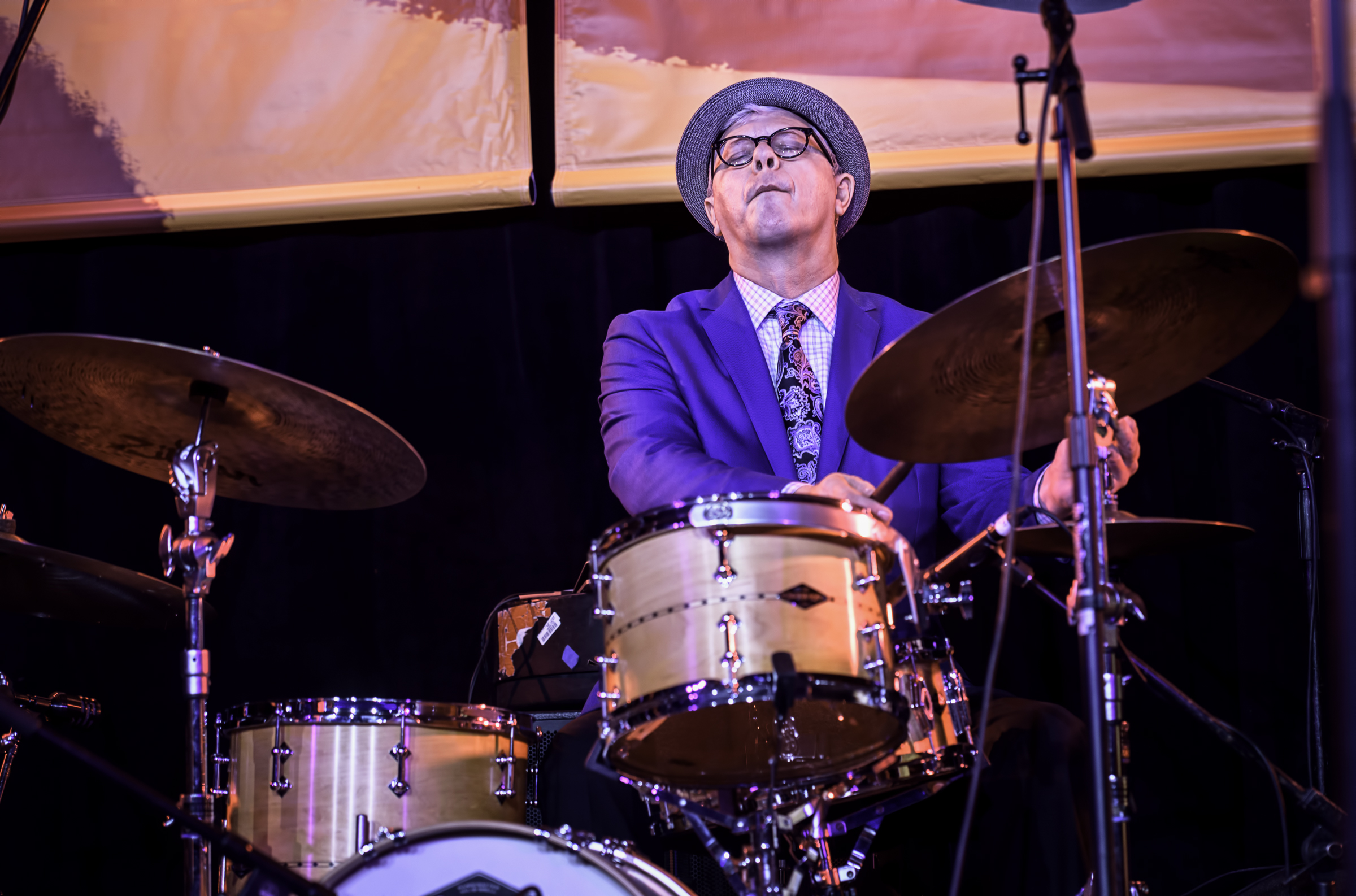 Matt Wilson With Honey And Salt At The Monterey Jazz Festival