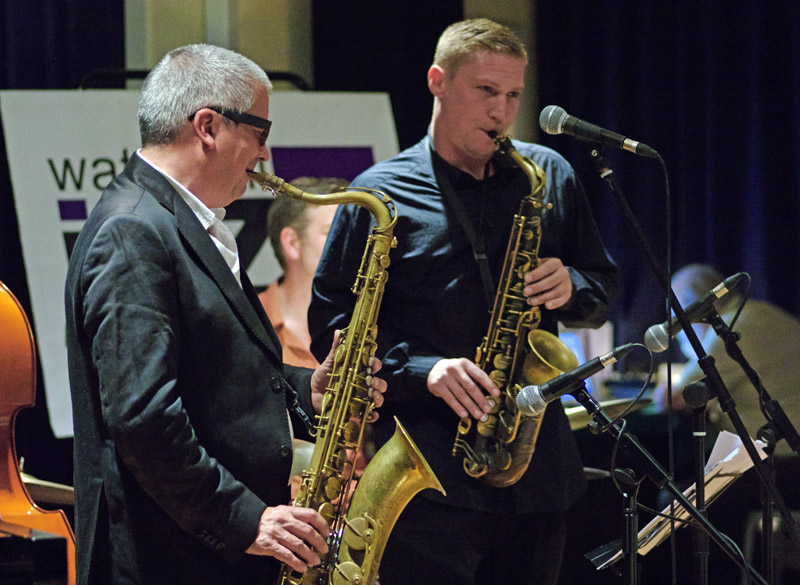 Andy Sheppard, James Morton, James Morton Quartet Feat. Andy Sheppard