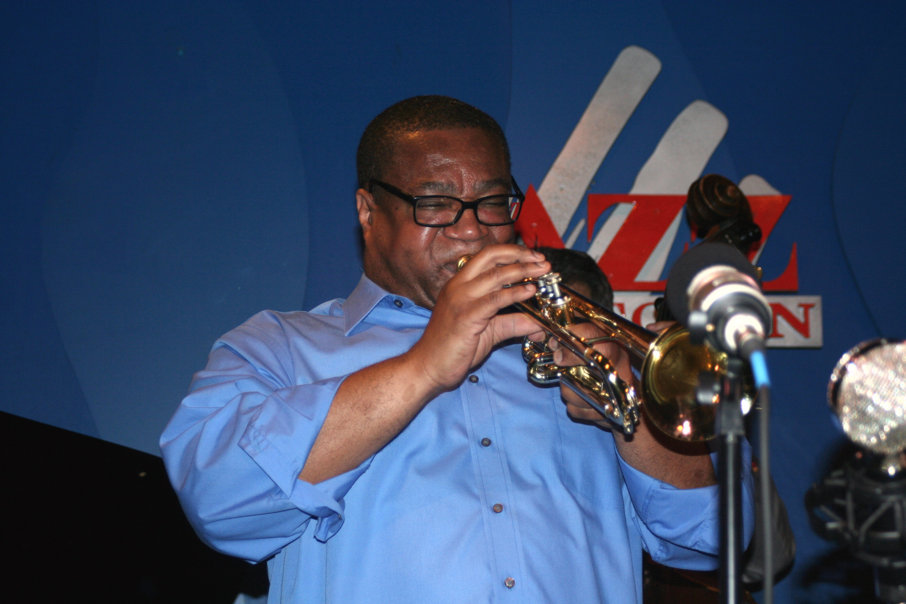 Pharez whitted band @ jazz kitchen 2013