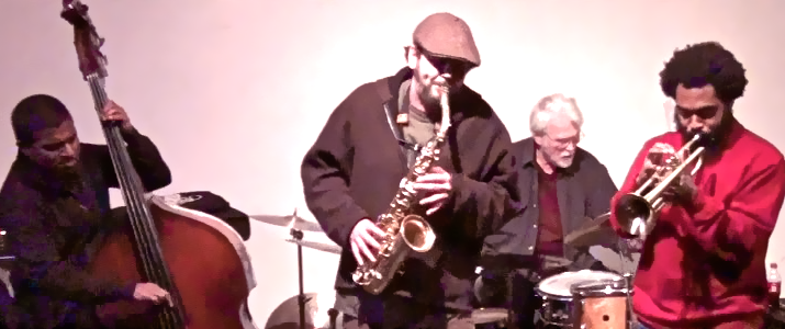 Jacob William - Para Quintet at University Of The Streets, NYC