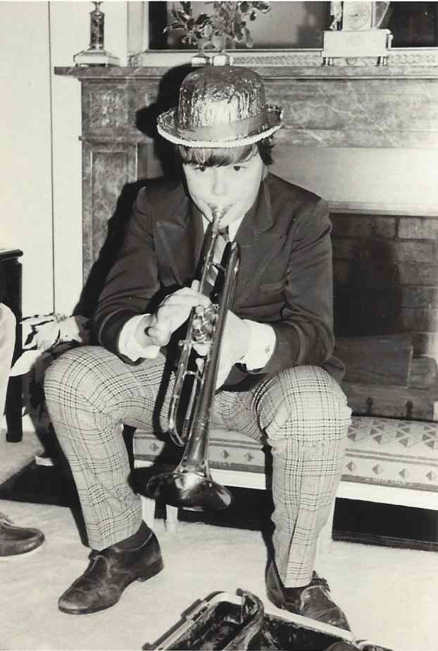 Young Bob Merrill