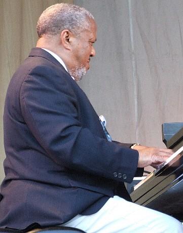 2006 Chicago Jazz Festival, Sunday: Willie Pickens in a 75th Birthday Set