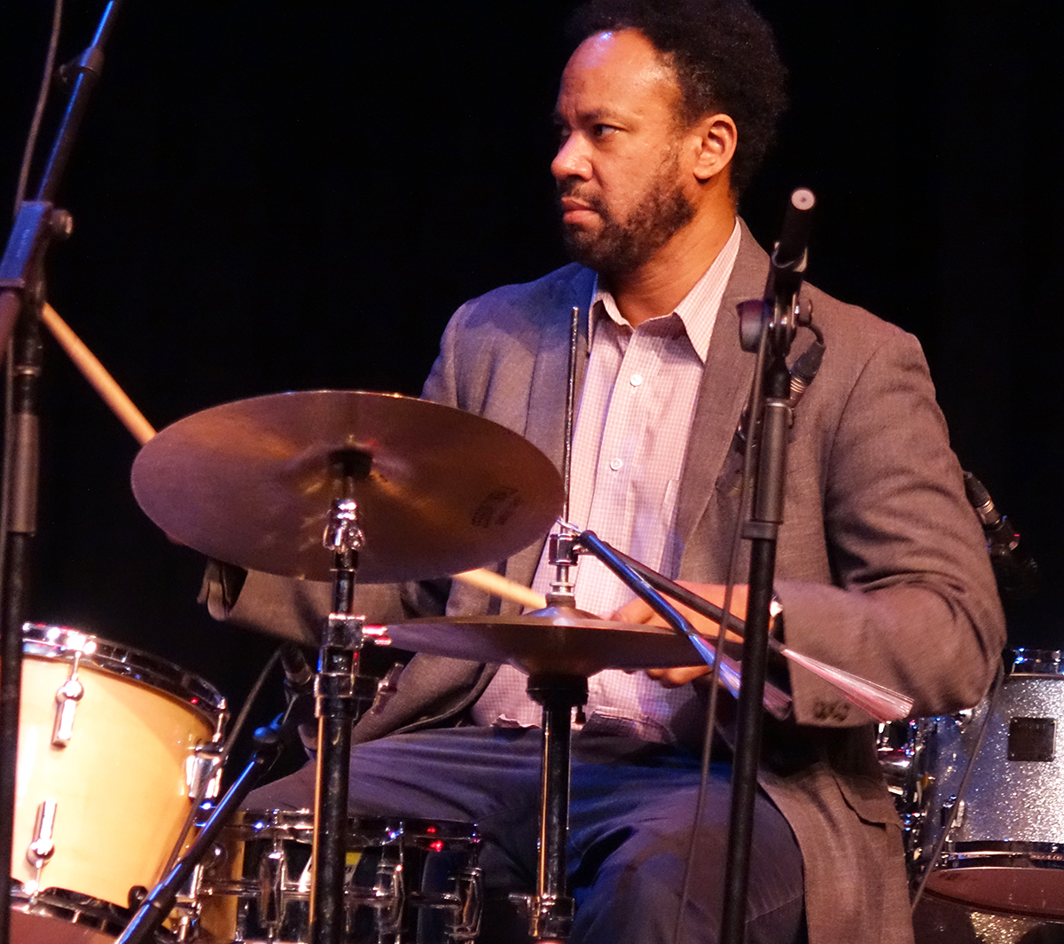 Mike Reed at Guelph Jazz Festival 2015
