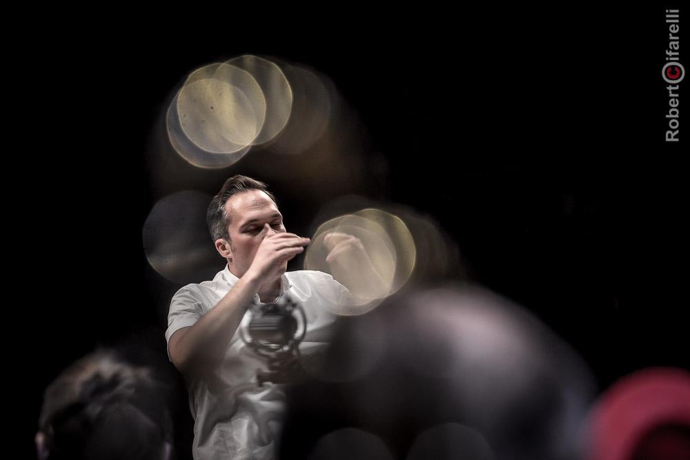 Ryan Truesdell, Umbria Jazz 2017