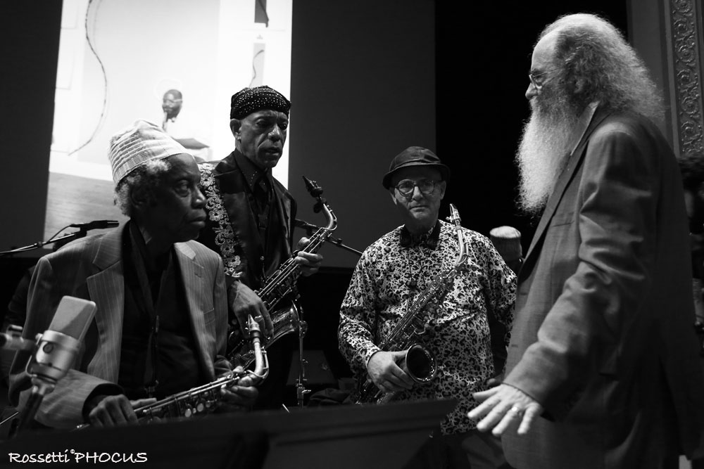 Alto Gladness Tribute to Cecil Taylor - Dave Sewelson