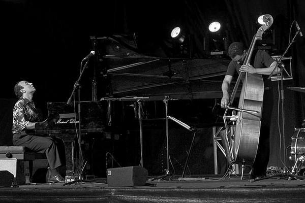 Michel Camilo & Charles Flores / Getxo Jazz 2009