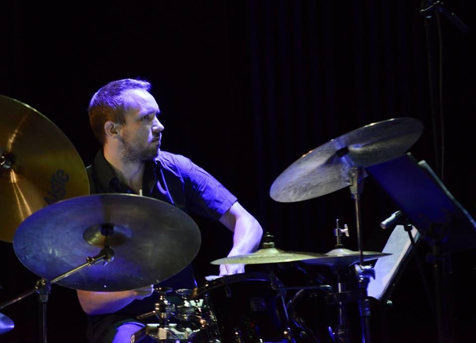 Paal nilssen-love large unit @ 2013 molde jazz festival