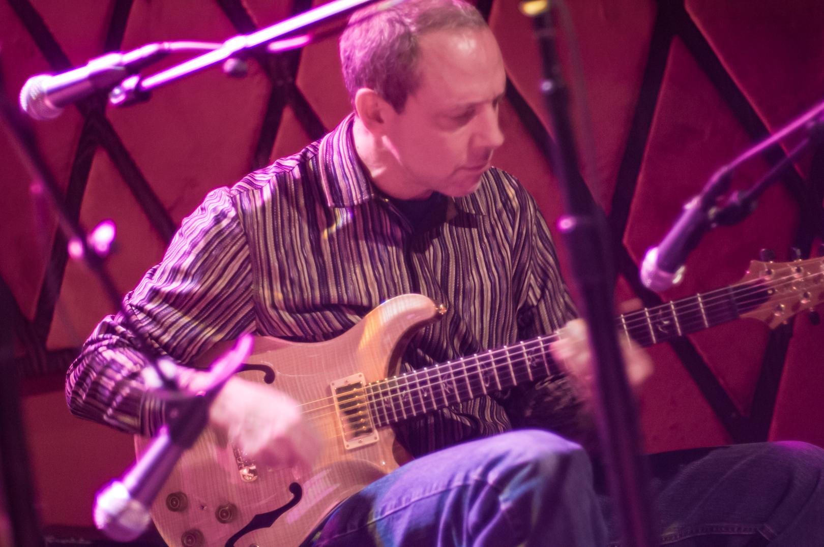 Joel Harrison at the Alternative Guitar Summit