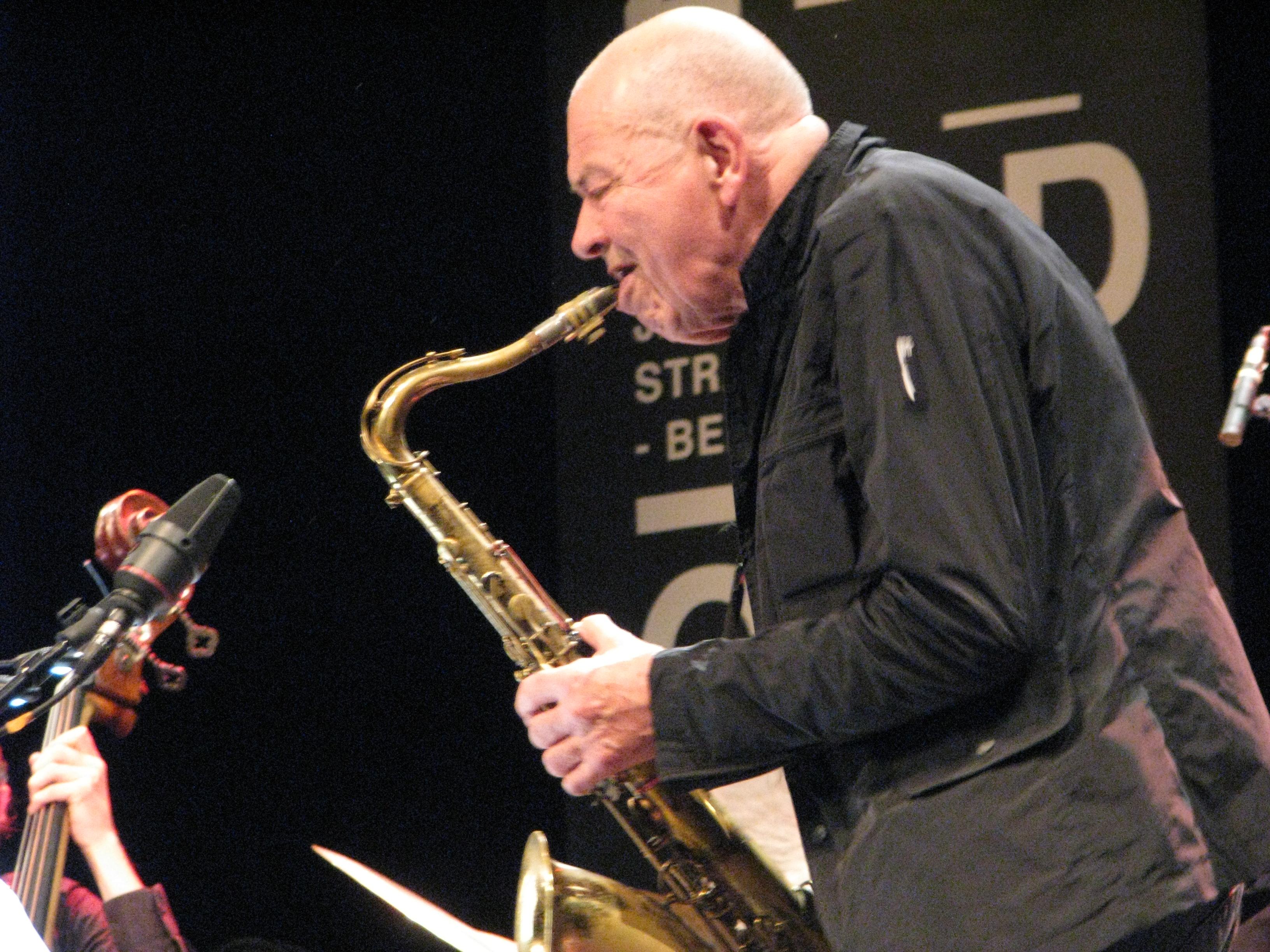 Heinz sauer jazzdor berlin 2013