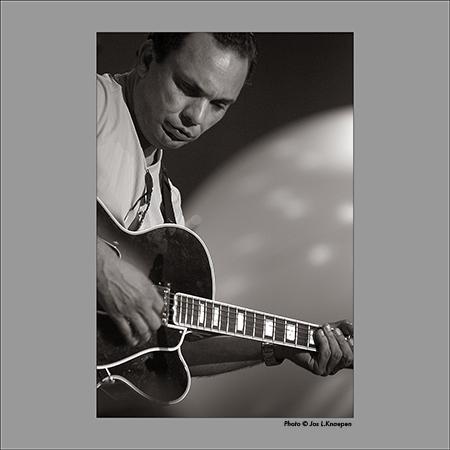 Bireli Lagrene, Jazz in Marciac,France, August 2004