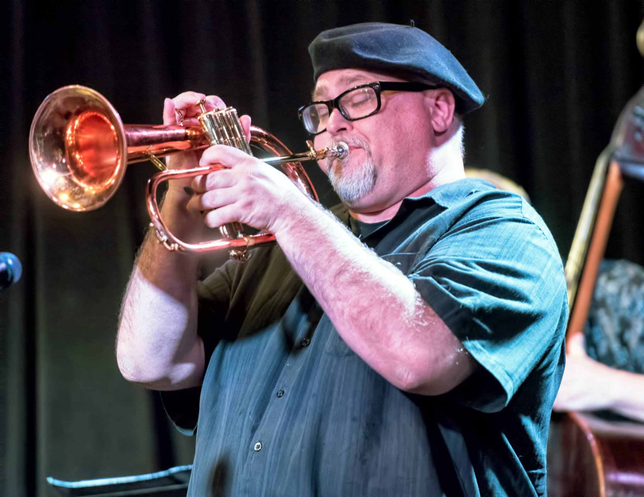 Dmitri Matheny With The Chuck Johnson Quartet  At The Nash In Phoenix