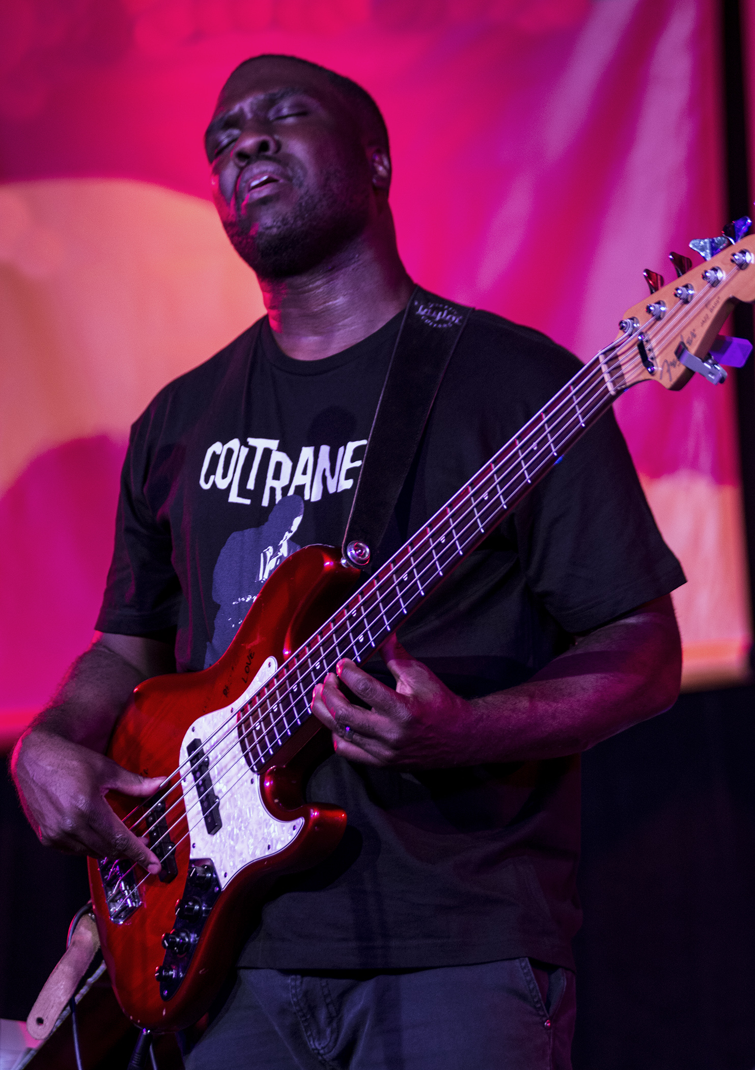 Derrick Hodge at Monterey Jazz Festival 2017