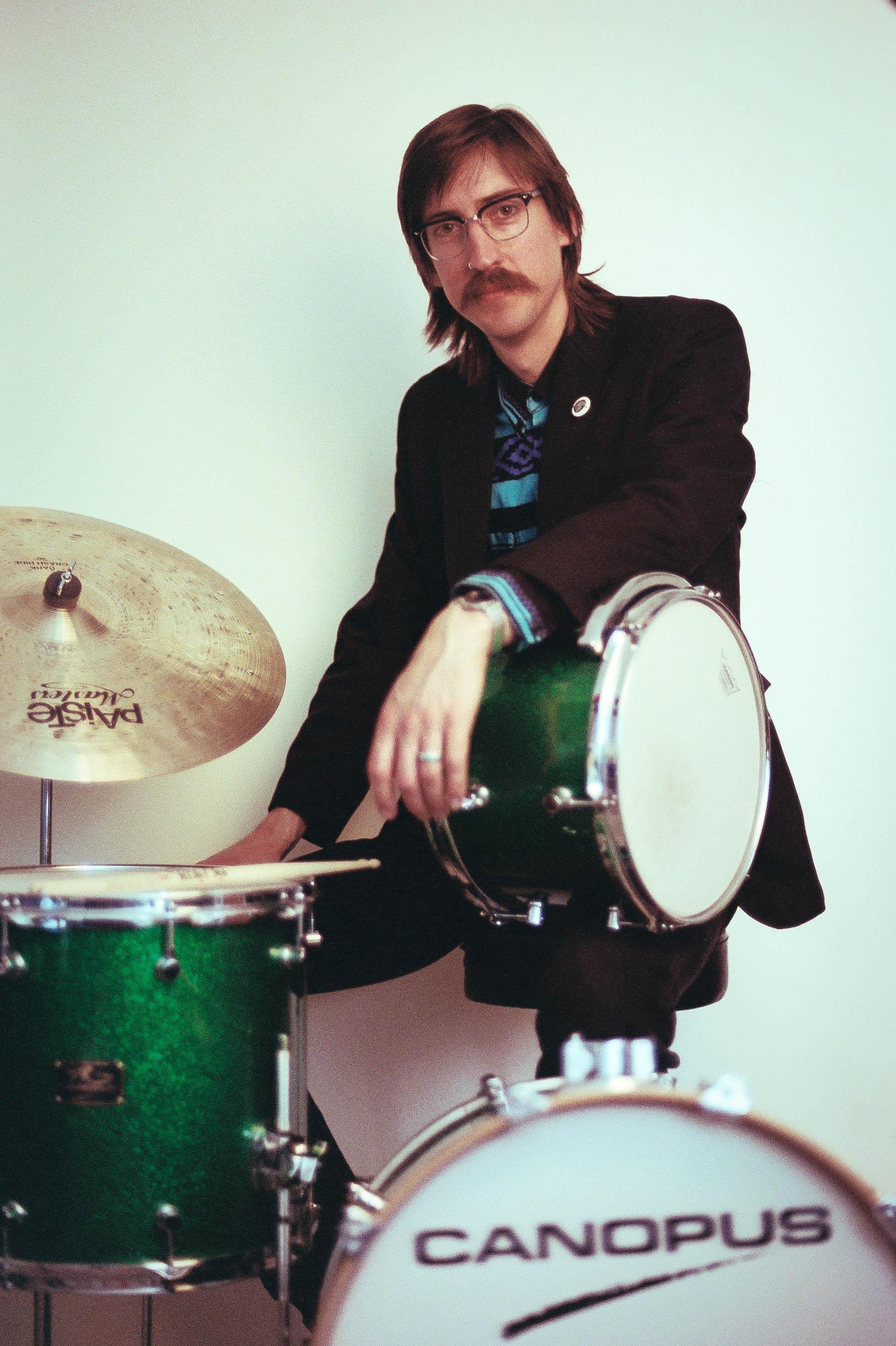 Arthur Vint   Canopus Drums
