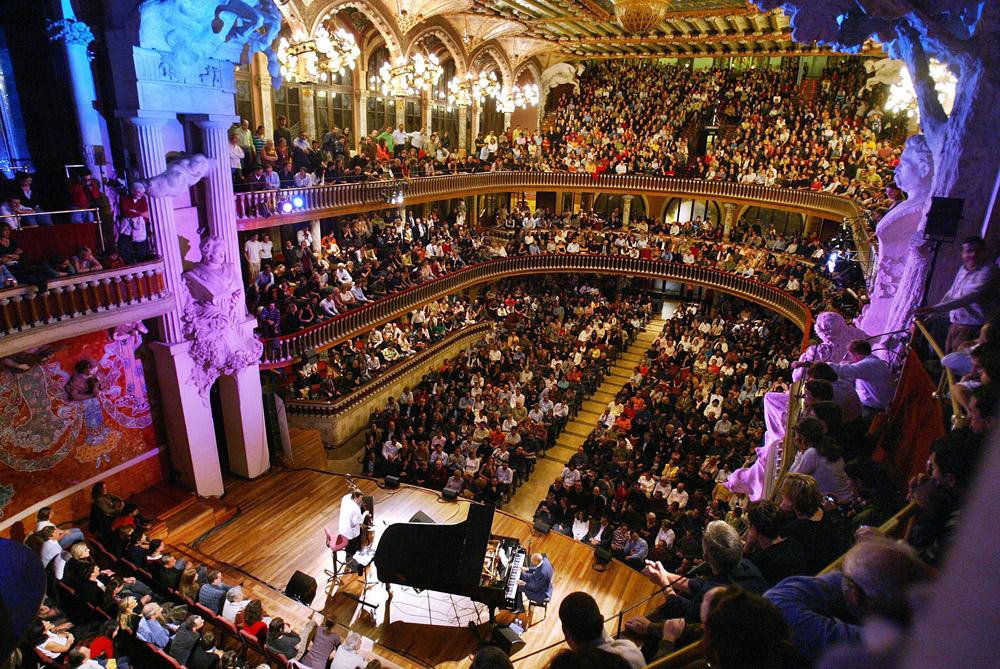 38 Festival Internacional de Jazz a Barcelona