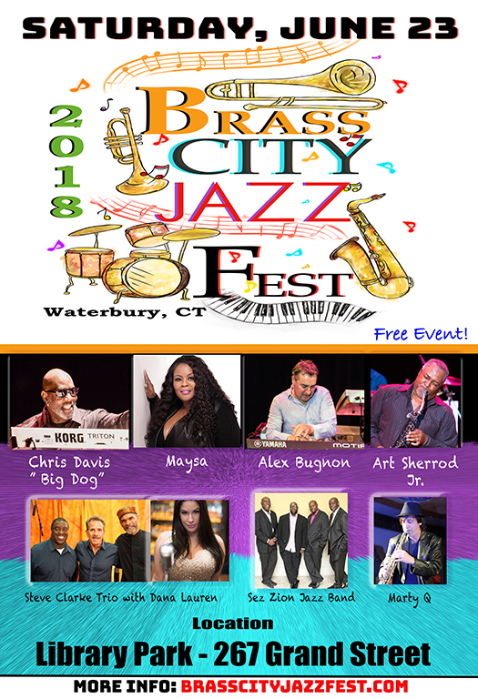 Brass City Jazz Fest