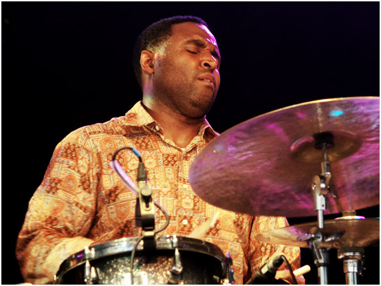 Kendrick scott, love supreme jazz festival