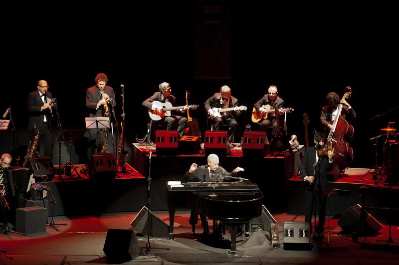 Paolo Conte Live in Barcelona
