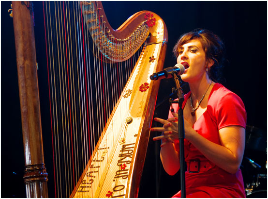 Lucinda belle, love supreme jazz festival