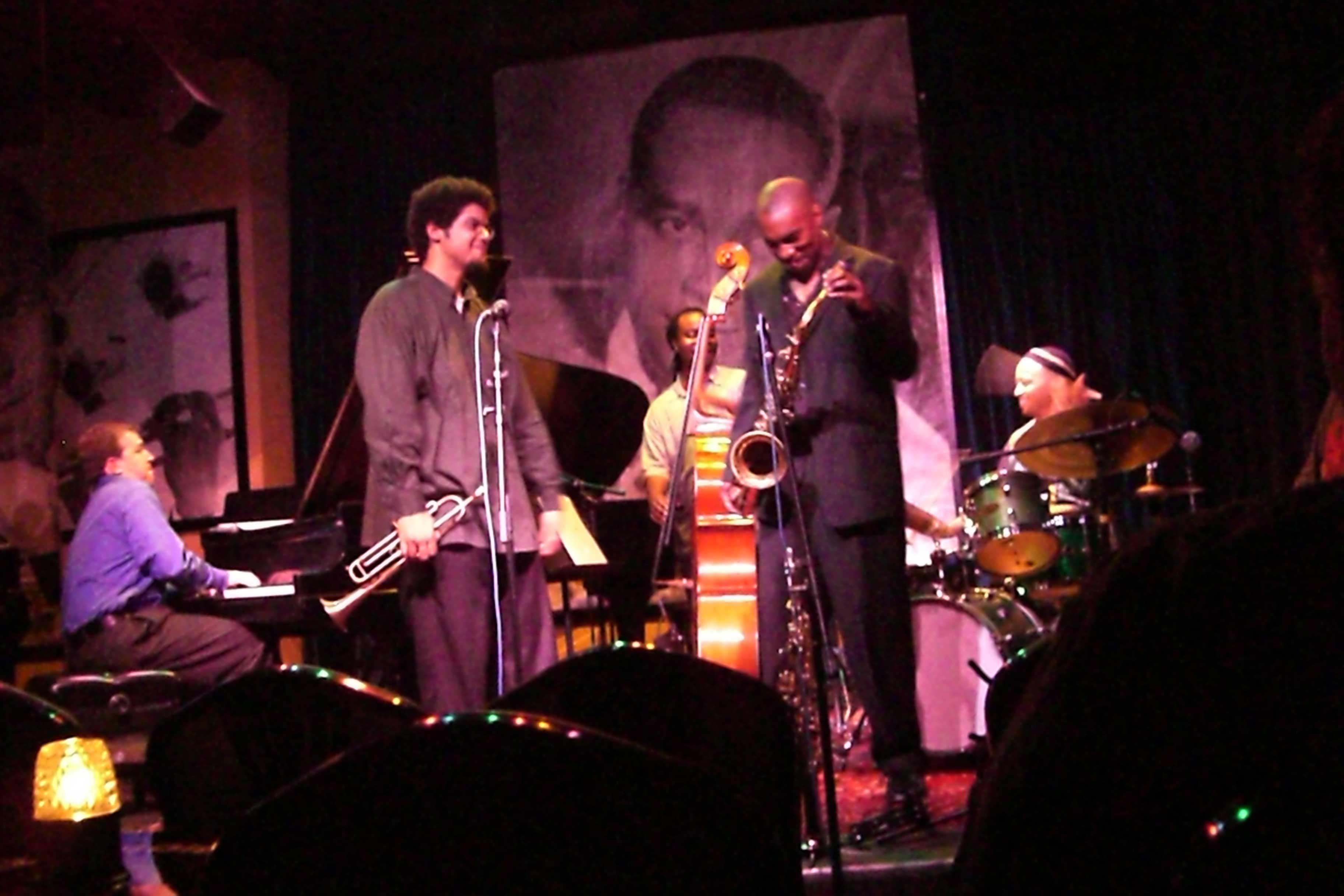 Winard harper sextet-the jazz showcase, chicago