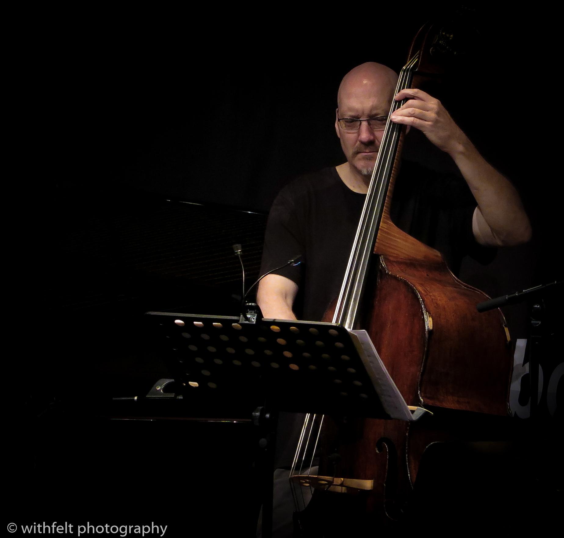 Scott Colley at Summer Jazz 2017, Copenhagen Jazz Festival, Denmark