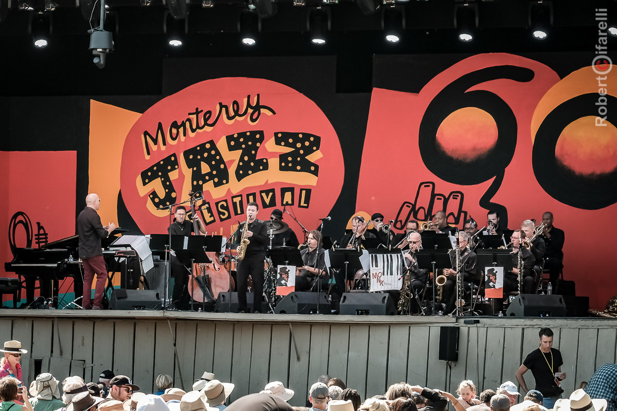 John Beasley's Monk'estra - 60th Monterey Jazz Festival, 2017