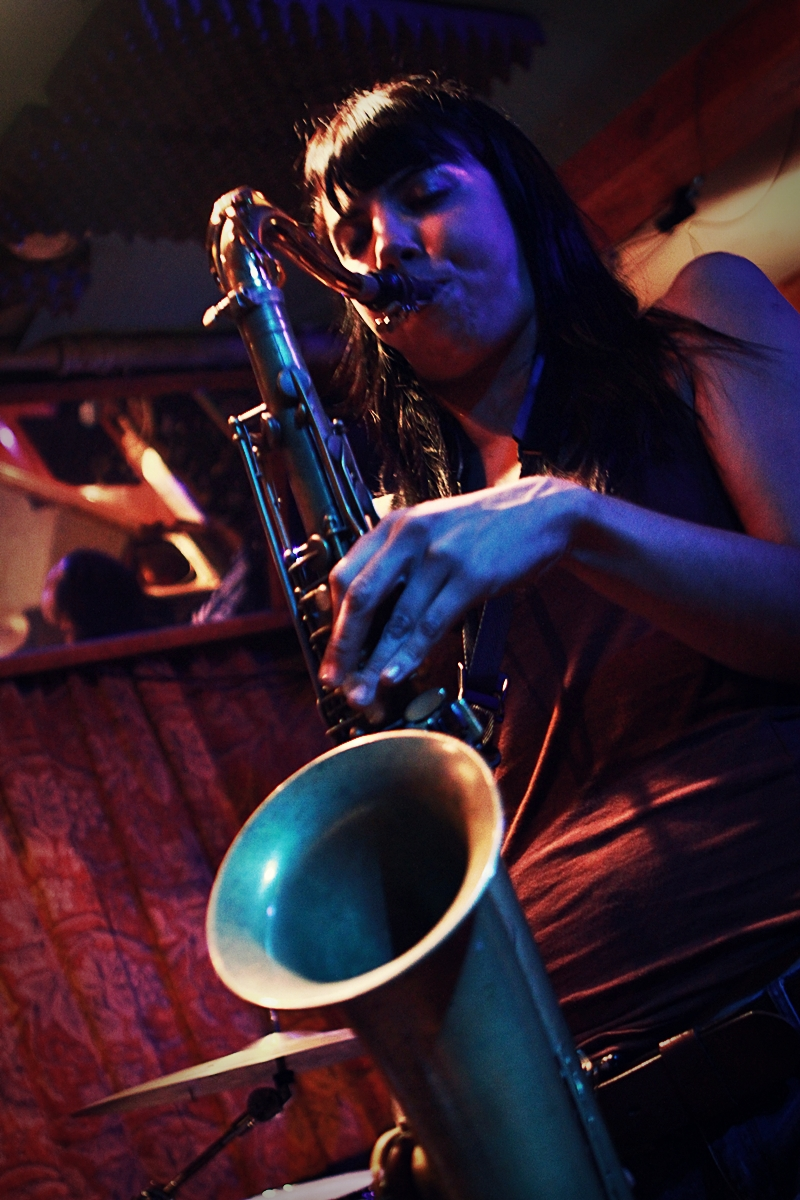 Melissa Aldana, Smalls Jazz Club