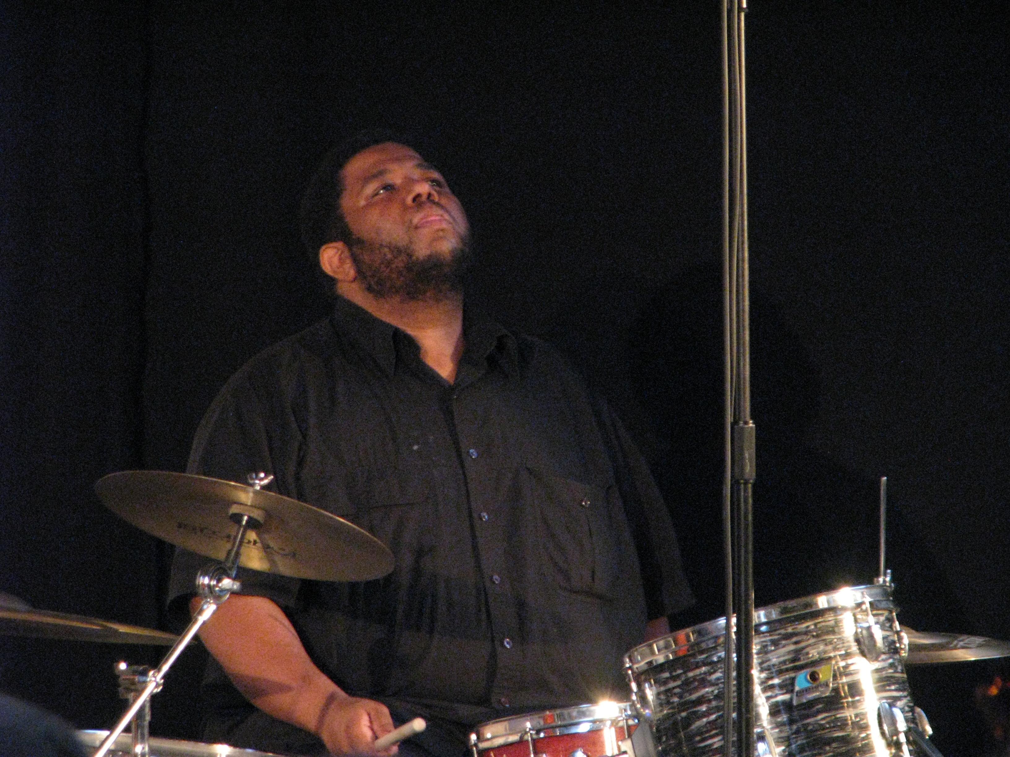 Tyshawn Sorey Copenhagen Jazz Festival 2014