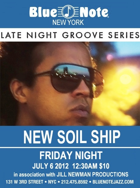 New Soil Ship @ Blue Note