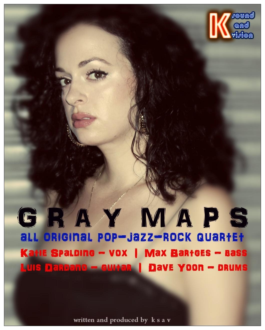 Katie/Poster/GRAY MAPS