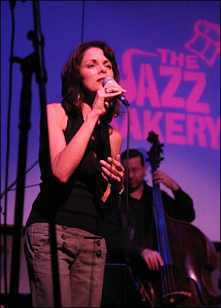Anne Walsh Group at Jazz Bakery