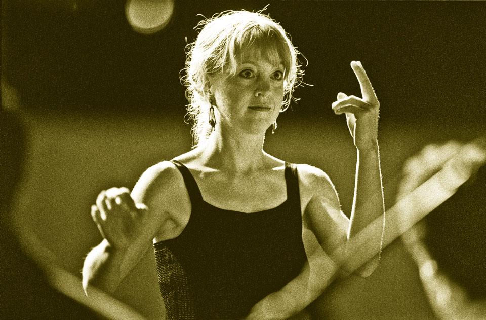 Maria Schneider 2003
