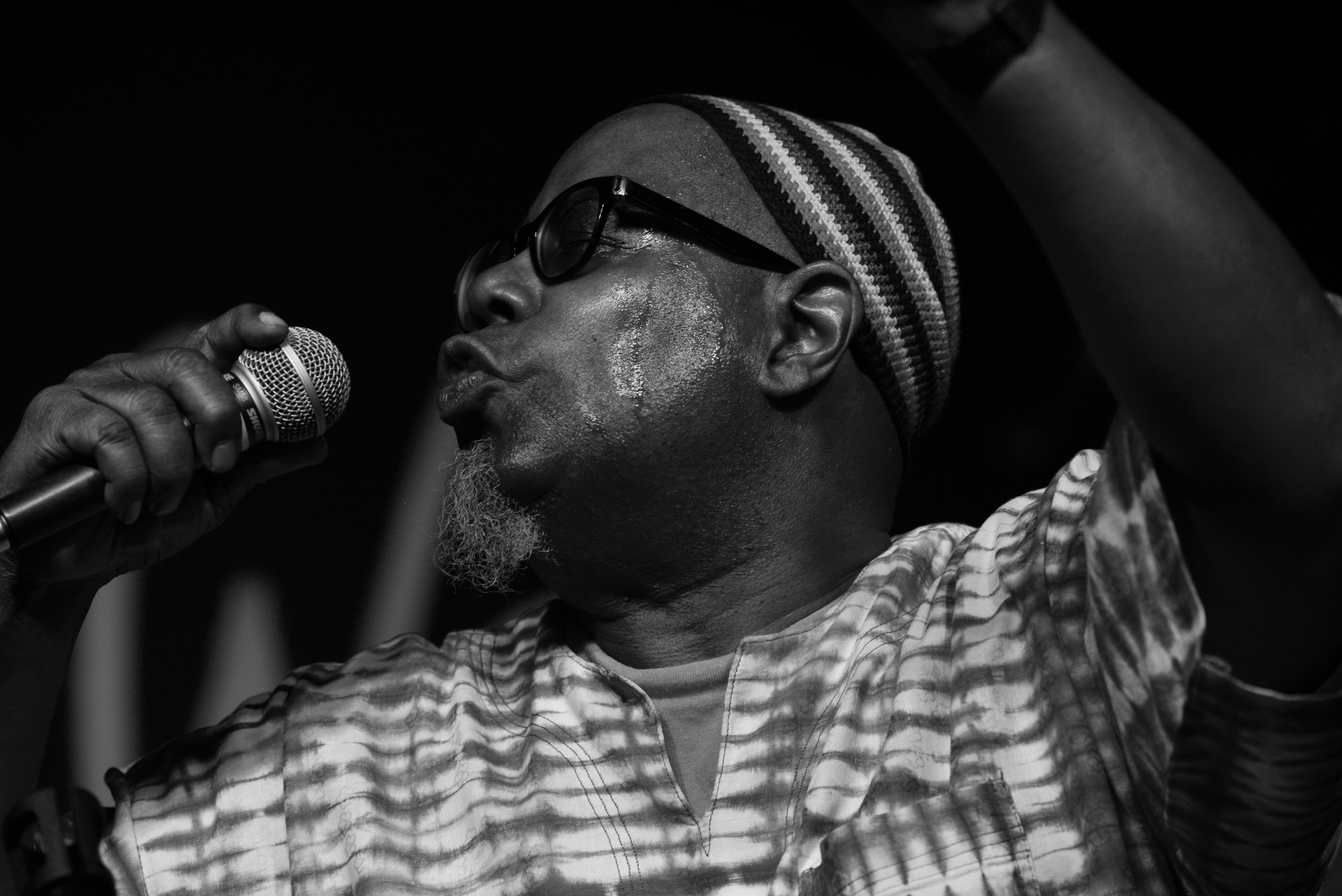 Dwight Trible @The World Stage