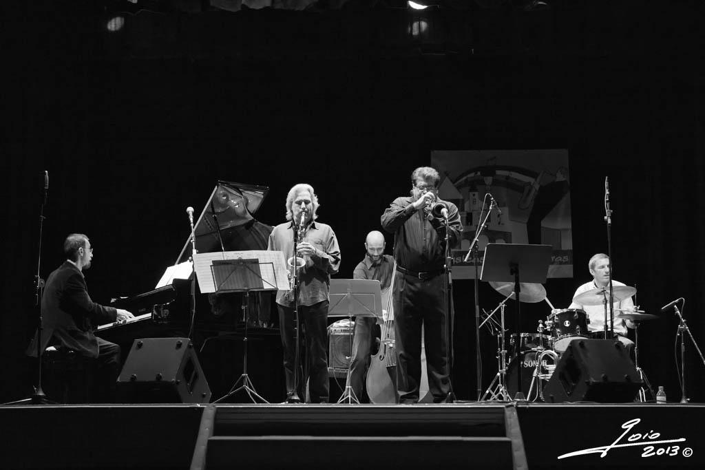 Joe Magnarelli Quintet-2013