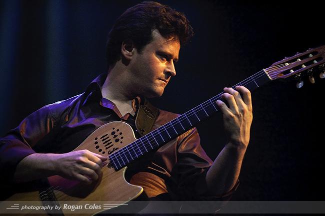 Sylvain Luc / 2007 Montreal International Jazz Festival