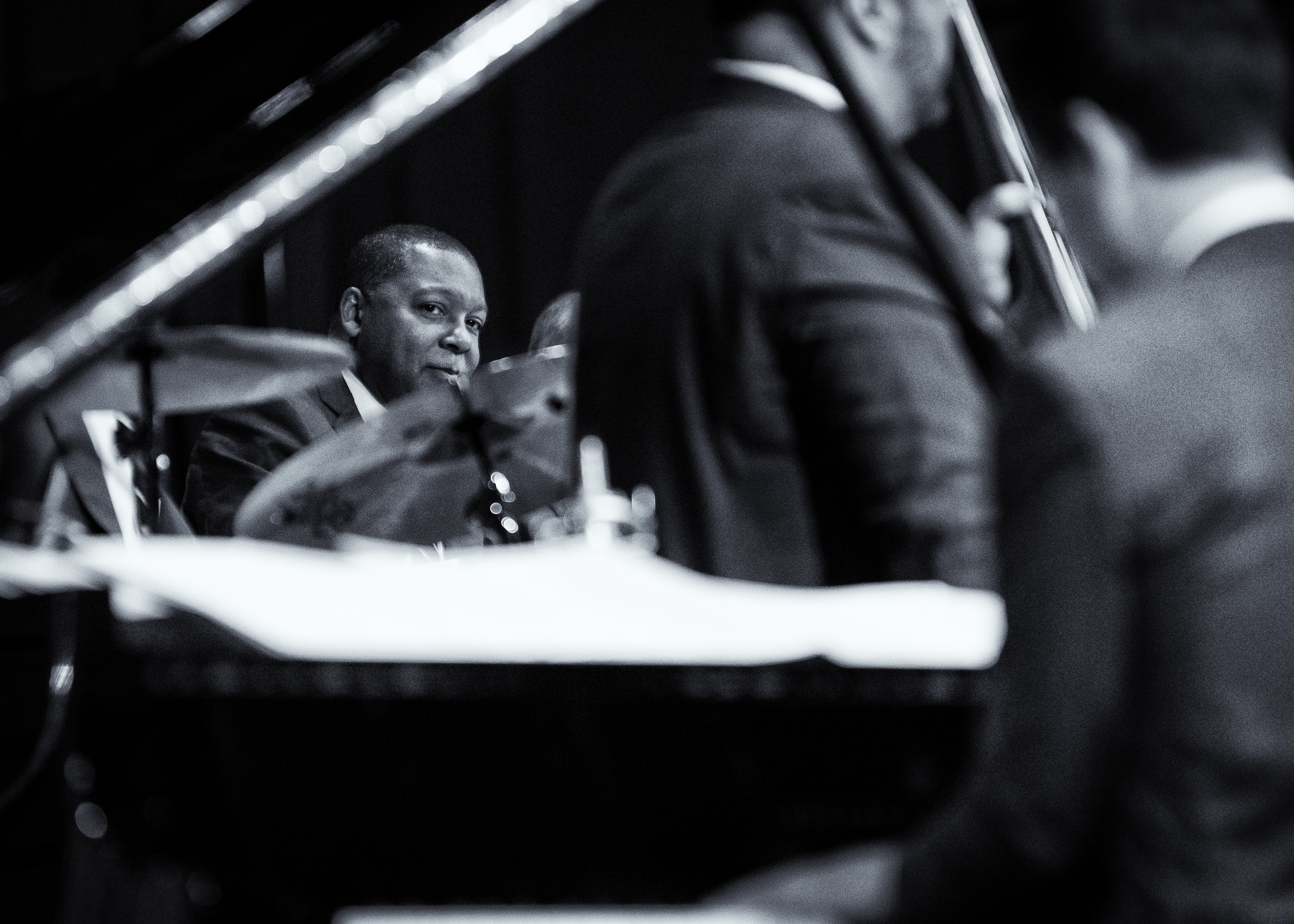 Parting Shot: Jazz At Lincoln Center Orchestra With Wynton Marsalis