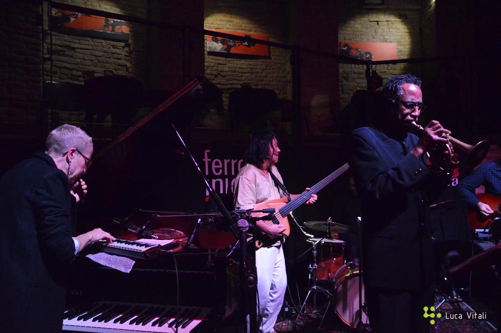 """Myra Melford """"Snowy Egret"""" - Torrione Jazz Club - Ferrara"""