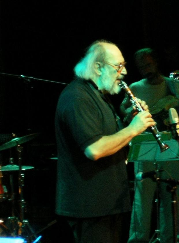 Gianluigi Trovesi (Skopje Jazz Festival'2004, Skopje, Macedonia)