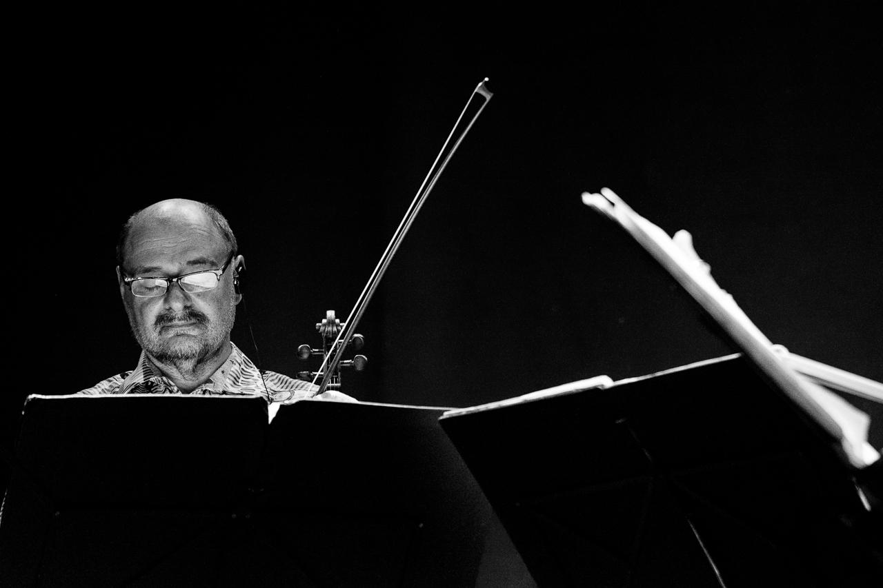 John Sherba, Kronos Quartet