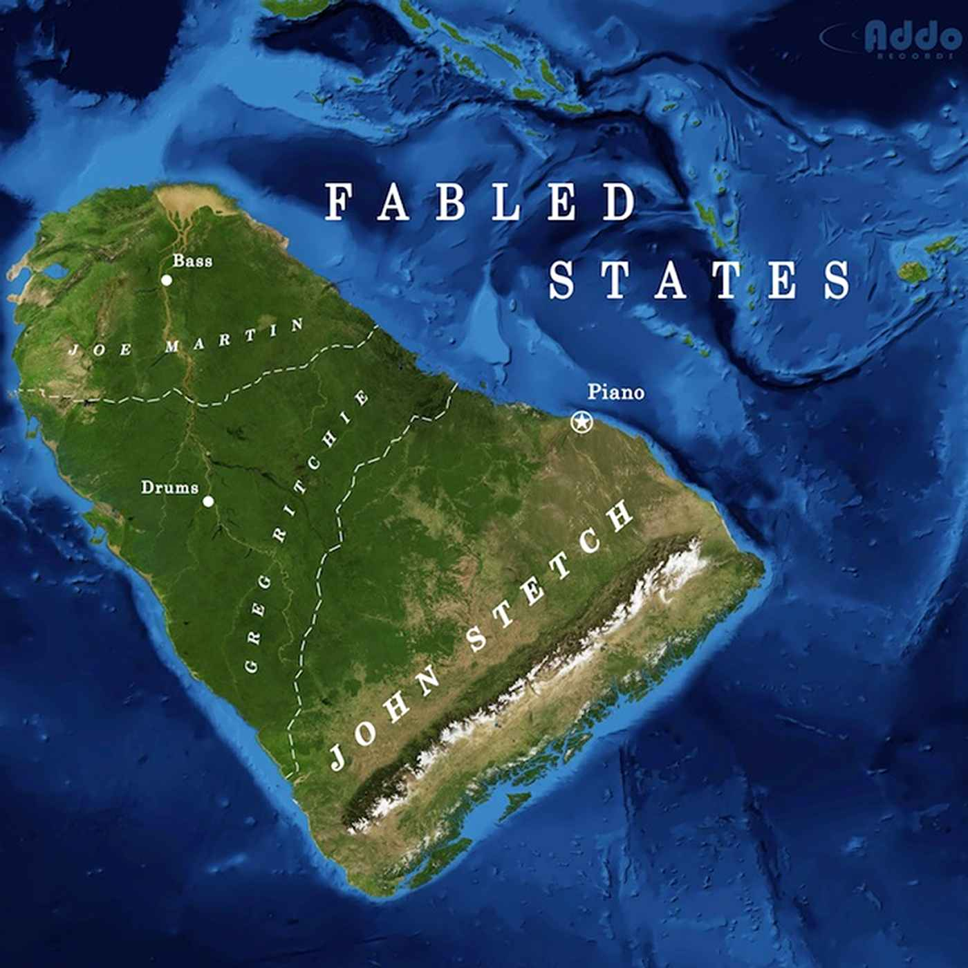 John Stetch - Fabled States
