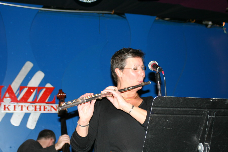 Julie Houston @ Jazz Kitchen